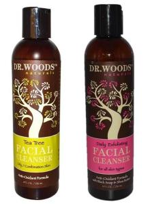 Dr Woods Facial Cleanser