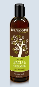 Dr. Woods Tea Tree Oil Facial Cleanser