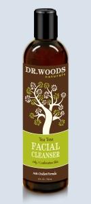 Dr. Woods Tea Tree Oil Facial Cleanser
